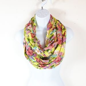 Infinity Floral Scarf